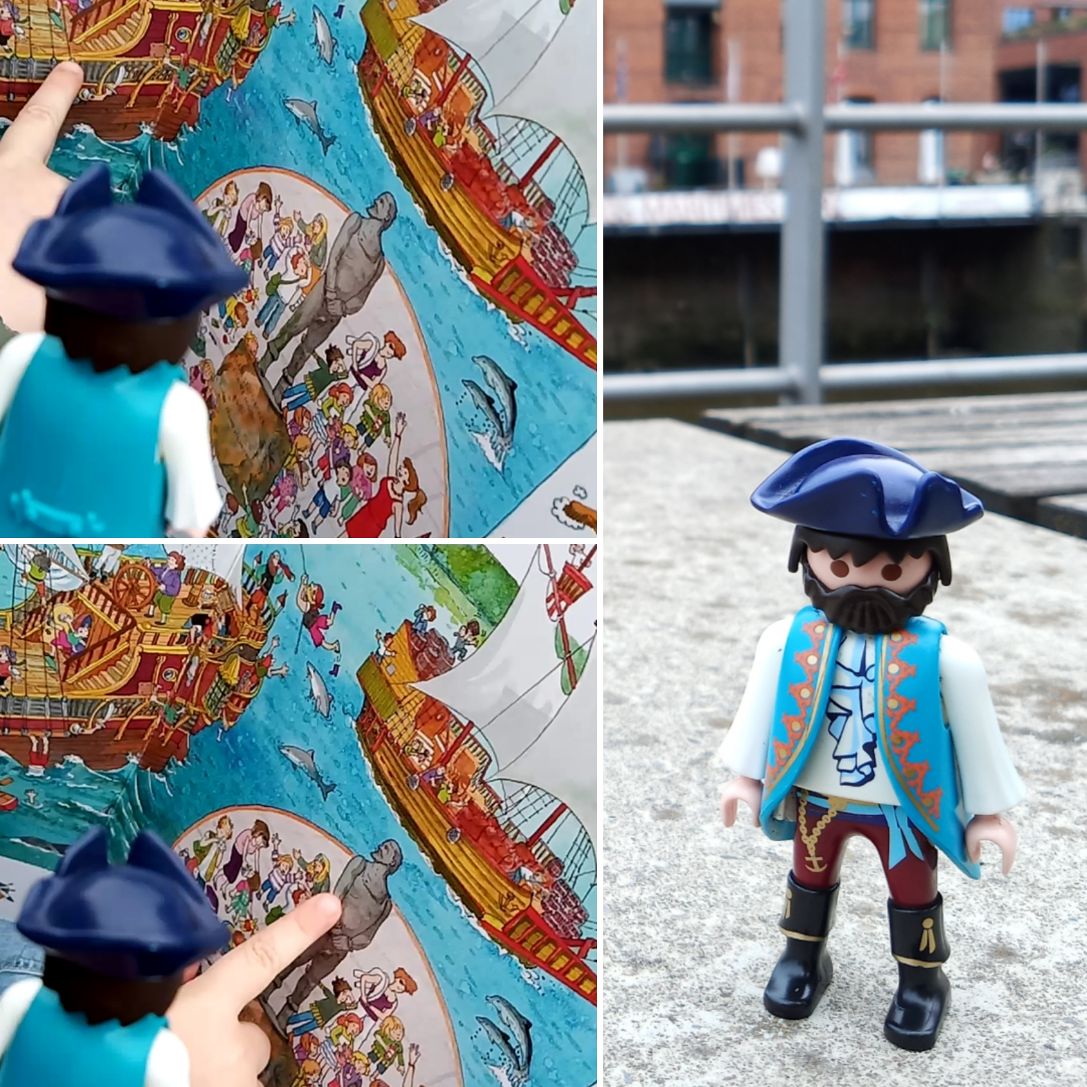 Piraten in Hamburg – Entdeckungstour mit Kind