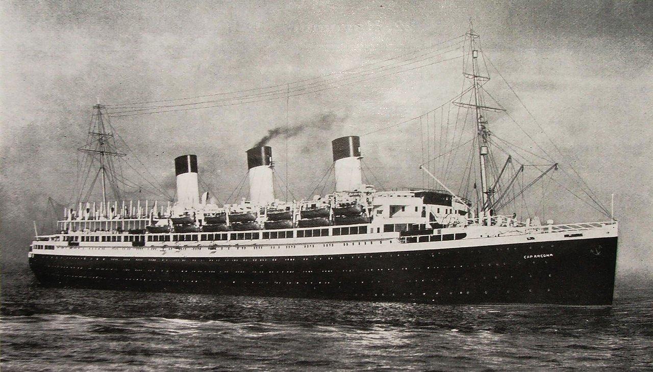 Cap Arcona – eine Tragödie vor 75 Jahren