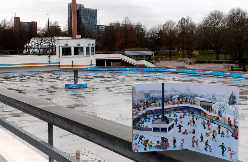 Hamburg erkunden mit Wimmelbüchern